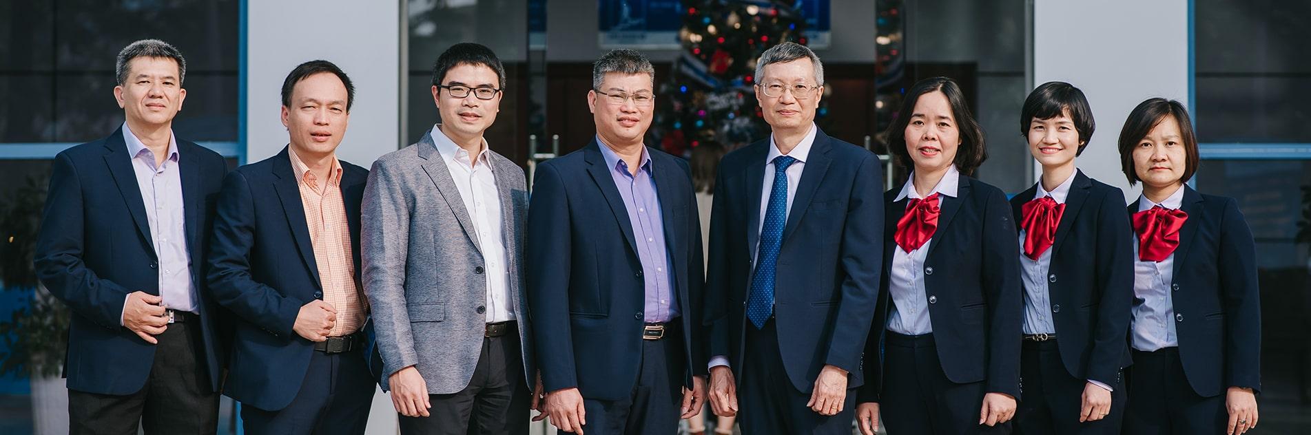 Tập thể Cán bộ Viện phát triển bền vững